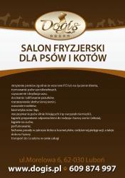 Dogis Luboń Branża Zwierzęta Salony Fryzjerskie Katalog Firm