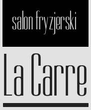 Salon Fryzjerski La Carre Jelenia Góra Jelenia Góra Branża Salony